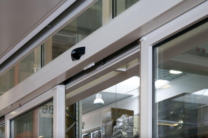 geze Bauhaus Frechen 5 Powerdrive